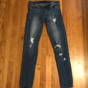 STS Blue Piper Skinny distressed jeans Size 11